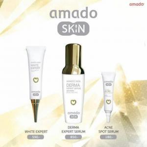 Amado skin 1 ชุด 3 สินค้า NEW!!! 1499 บาท