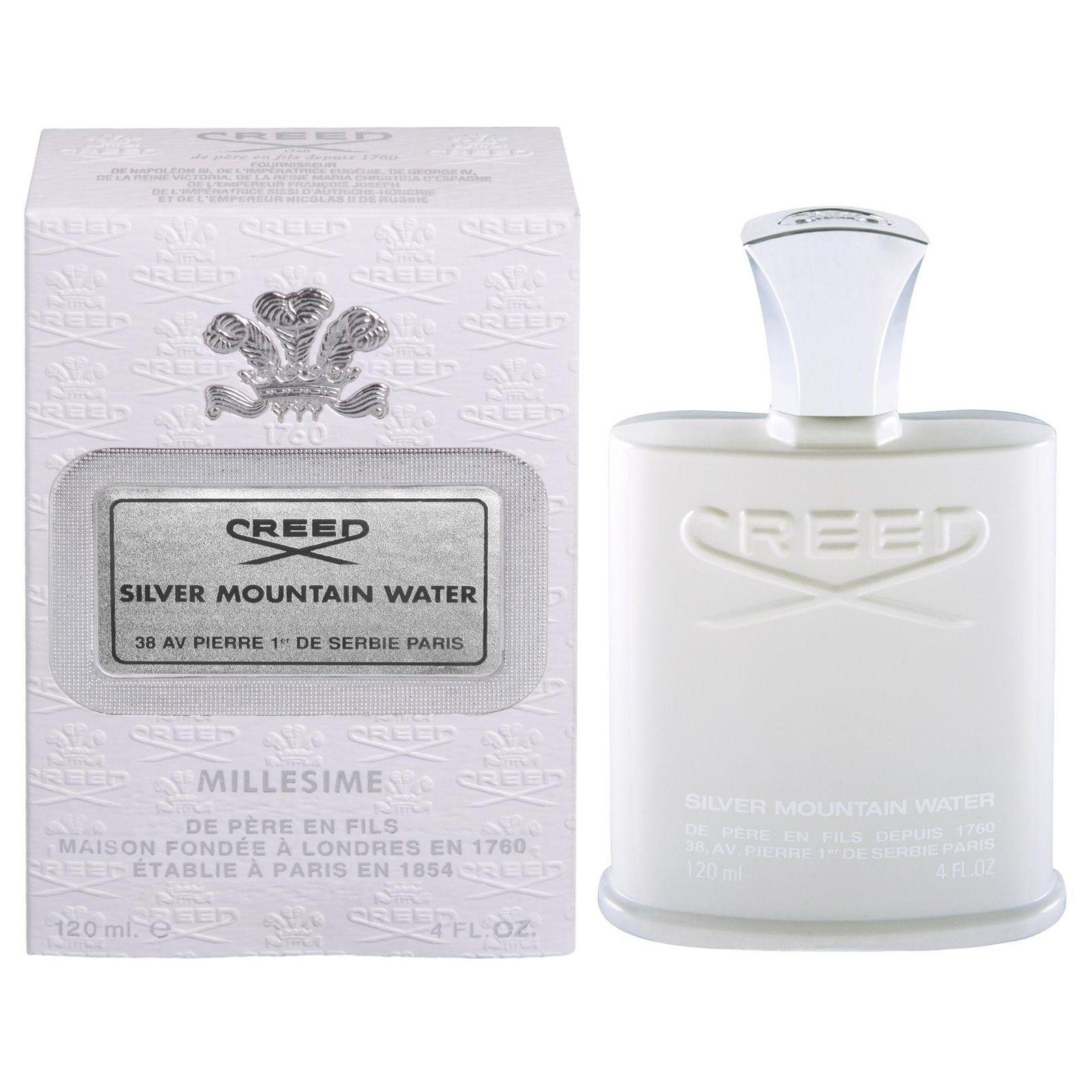 น้ำหอม Creed Silver Mountain Water EDP 120ml.