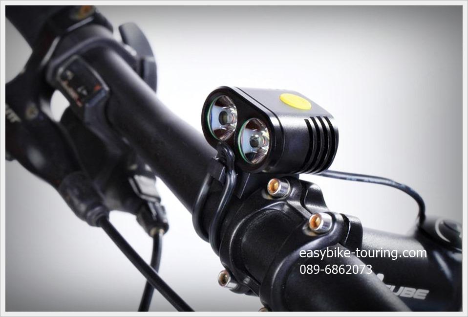 ไฟหน้าคู่ Easy B20 ความสว่าง 2400 ลูเมน