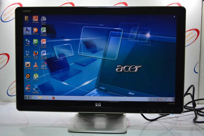 "(Sold out)จอคอม Full HD HP 2309m 23"" มี HDMI"