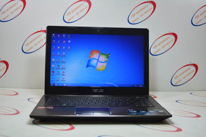 (Sold out)Asus X43BY-VX011D