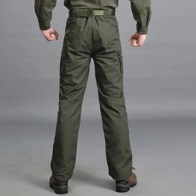 กางเกง IX9C สีเขียว