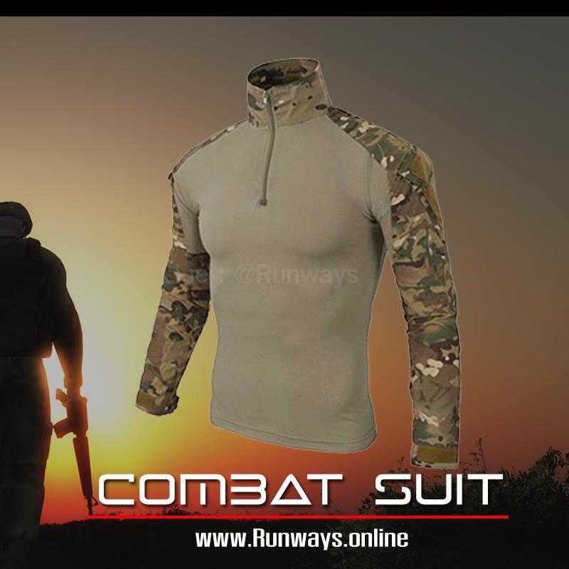 เสื้อคอมแบท มัลติแคม: Combat Multicam