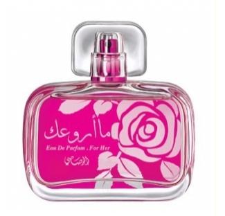 น้ำหอมอาหรับ Maa Arwaak Rasasi for women 50ml.