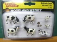 วัวจิ๋ว (Holstein Cows) 7 ตัว (Woodland)