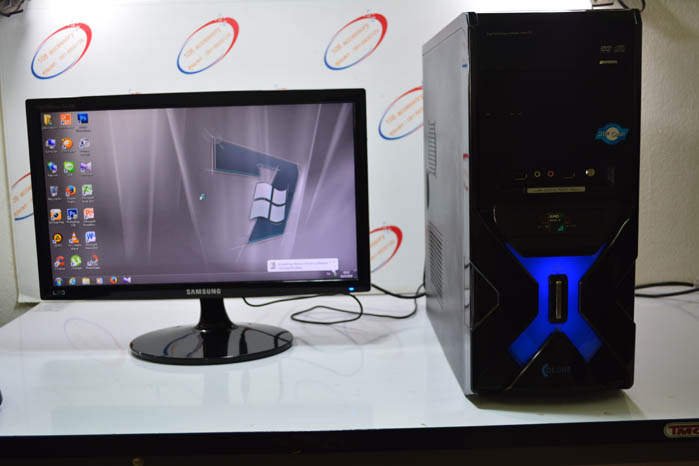 (Sold out)PC AMD AthlonII +จอ Samsung