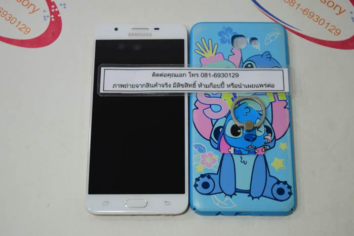 ขาย Samsung Galaxy J7 Prime สีทอง Gold สภาพสวย+เคสสติ๊ช ราคาจัดโปร !!!
