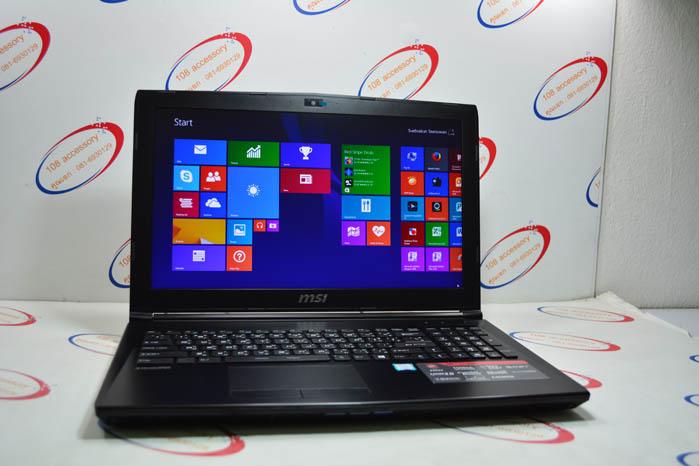 (Sold out)MSI GL62 6QD i7-6700QH (i7 Gen6 ล่าสุด)