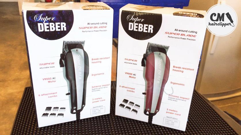 ปัตตาเลี่ยน Super Deber V9000