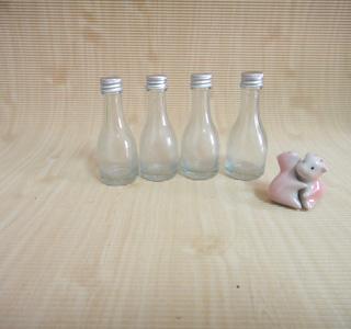 ขวดแก้วเหล้าเล็ก ขนาด 30 ml.