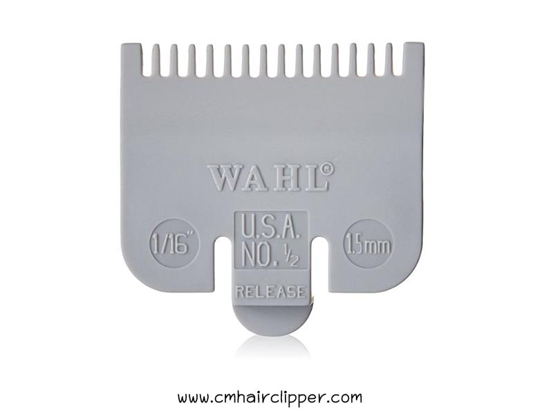 รองหวี WAHL เบอร์ 0.5 ยาว 1.5 mm Gray