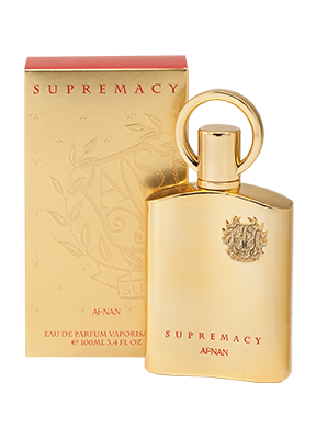 น้ำหอม Afnan Supremacy Gold for Women and Men EDP 100ml.