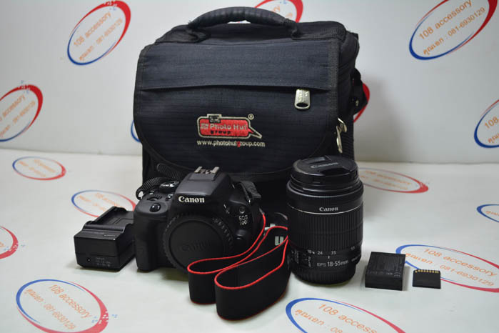 (Sold out)DSLR Canon EOS 100D EFS 18-55