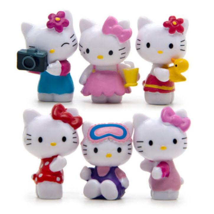Kitty ชุด 6 ตัว