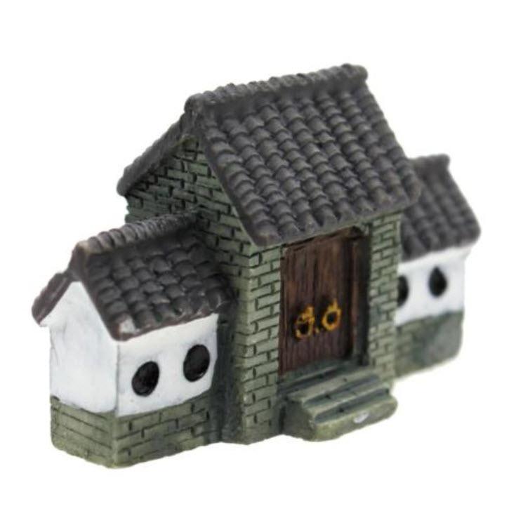 บ้านจีนโบราณเรซิ่น