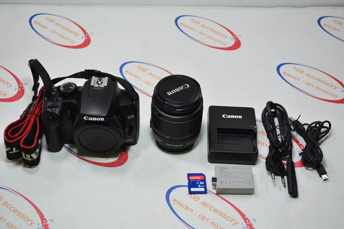 (Sold out)Canon EOS 1000D + เลนส์ Kit