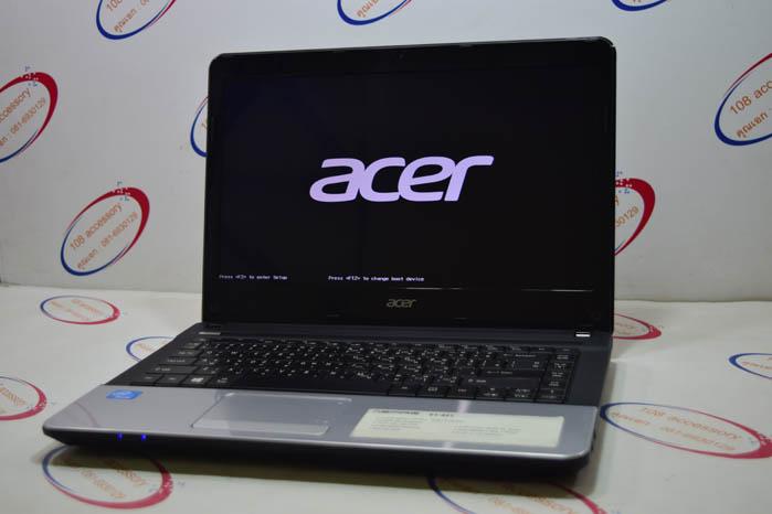ขาย โน๊ตบุ๊ค ACER Aspire E1-431 Celeron B830 /4GB/500GB เครื่องสวย แบตดี