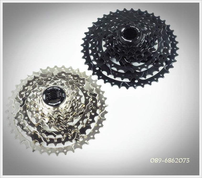 11-40 / 8 สปีด SUNRACE Made in Taiwan