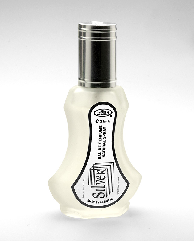 น้ำหอม Silver by Alrehab EDP Spray 35ml.