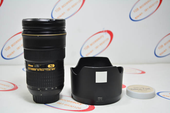 (Sold out)Nikon Lens AF-S 24-70mm