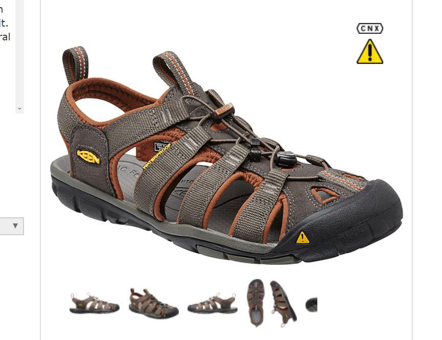 รองเท้า keen / gray-250