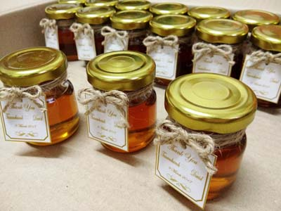 น้ำผึ้ง ขนาด 45 ml.