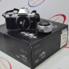 (Sold out)กล้อง Olympus OM-D E-M10 Mark II+Lens 14-42mm Silver ครบกล่อง ประกันยาว