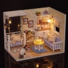 DIY Dollhouse ห้องนั่งเล่น