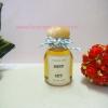น้ำผึ้ง บรรจุในขวดแก้ว ฝาไม้