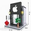 มินิโมเดล ร้านคอมพิวเตอร์ (Apple)