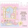 จิ๊กซอว์ ซานริโอ้ กีกี ลาล่า ลิตเติล ทวิน สตาร์ Jigsaw Puzzle Sanrio Little Twin Stars 108 ชิ้น