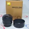 (Sold out)Nikon Lens AF-S 50mm f/1.8G ครบกล่อง