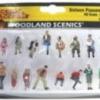 คน คละแบบ 16 ชิ้น (Woodland)