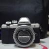 ขาย กล้อง Olympus OM-D E-M10 Mark II+Lens 14-42mm Silver ชัตเตอร์ไม่ถึงหมื่น