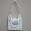 { พร้อมส่ง } กระเป๋าผ้า/ถุงผ้าพิมพ์ลาย (มีสายสะพาย)