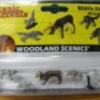 ชุดสัตว์ป่า (Wildlife Standoff) 6 ตัว (Woodland)