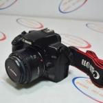 Canon EOS 1000D + เลนส์ EF-50mm f1.8 II