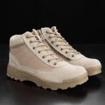 รองเท้า Original S.W.A.T. - ข้อสั้น สีทราย