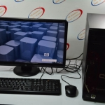 (Sold out)คอมPC HP Compaq CQ3669L +จอ20""