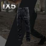 กางเกง SEVEN SCETOR IX5 : สีดำ