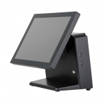 """คอมพิวเตอร์ระบบสัมผัส 15 นิ้ว Medium Duty สีดำ รุ่น IN-15C (All in One Touchscreen POS 15"""")"""