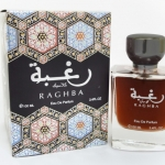 น้ำหอมอาหรับ Raghba Classic Lattafa Perfumes for women and men edp spray 100ml.