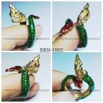 แหวนพญานาค (BRN-1002) ***ราคาขายส่ง : 50 บาท***