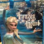 Shopping Bag กระเป๋าสปันบอลลายการ์ตูนFrozen ไซส์มินิ ขนาด 40*35*15 cm. ราคาส่ง 60 บาท