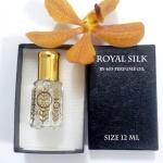 น้ำหอมไม่มีแอลกอฮอล์ Royal Silk by 405 ขนาด 12ML