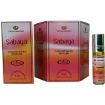 น้ำหอมอาหรับ Sabaya by Al-Rehab Perfume Oil 6ml.