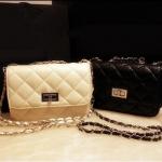 (Pre Order) กระเป๋าสตรีที่มีคุณภาพสูง ห่วงโซ่กระเป๋าสะพายสตรีของ Messenger กระเป๋าแฟชั่น มีสีให้เลือก 6 สี