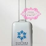 จำหน่ายกระเป๋าเดินทางแบบผ้า กระเป๋าเดินทางล้อลากแบบผ้าราคาถูกไม่แพง