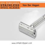 ด้ามมีดโกน Van Der Hagen Made in Germany