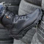 รองเท้าเดลต้า Delta สีดำ
